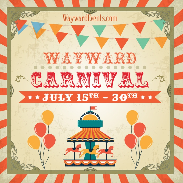 Wayward Carnival Poster For Out of SL_1024